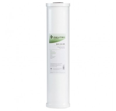 Pentek RFC-20BB Radial Flow Water Filters (20-inch x 4.5-inch)