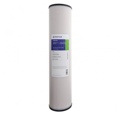 Pentek BBF1-20MB Mixed Bed Deionization Water Filter (20-inch x 4.5-inch)