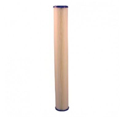 Pentek ECP1-20 Pleated Sediment Water Filters (20-inch x 2-5/8-inch)