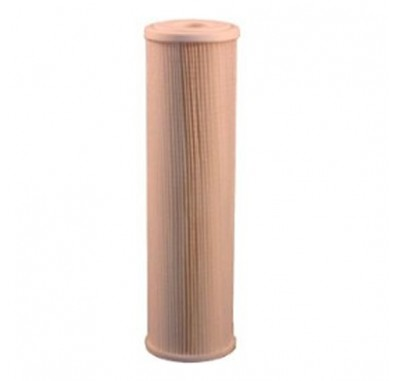 Pentek ECP1-20BB Pleated Sediment Water Filters (20-inch x 4-1/2-inch)