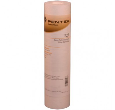 Pentek P25 Sediment Water Filters (9-3/4-inch x 2-3/8-inch)