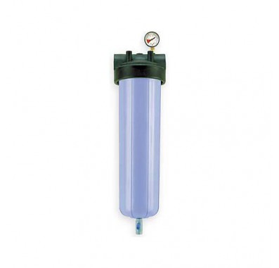 Pentek PBH-420-1-5 Bag Filter Housing with 1.5-inch Inlet/Outlet