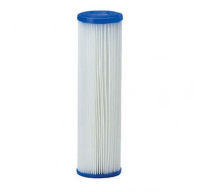 Pentek R50 Pleated Polyester Water Filters (9-3/4-inch x 2-5/8-inch)