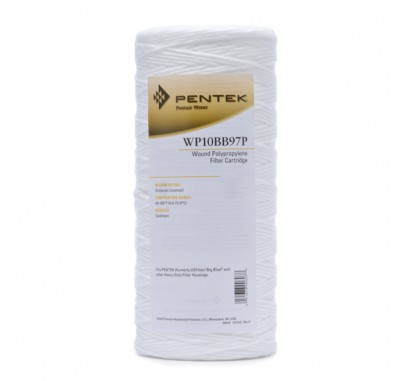 Pentek WP10BB97P String-Wound Water Filters (Sold Individually)