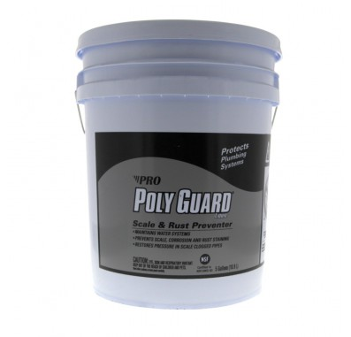 Poly Guard Corrosion Control Liquid by Pro Products (5 Gal.) (#GL05N)