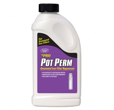 Pot Perm Greensand Iron Filter Regenerant by Pro Products