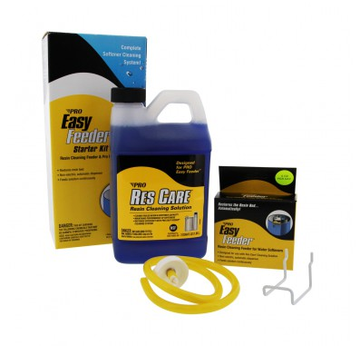 Pro Easy Automatic Resin Cleaning Feeder System set-up pack by Pro Products