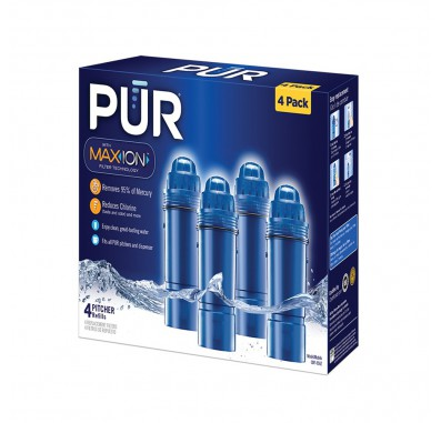 PUR-CRF-950Z-4 Water Filters (Replacement 4-Pack)