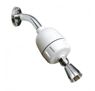 Rainshow'r CQ-1000-DS Shower Filter System with Whedon Shower Head (Chrome)