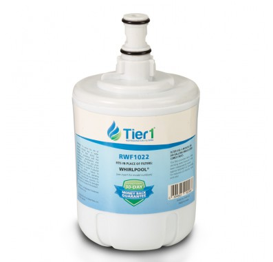 Tier1 Whirlpool 8171413/8171414 Refrigerator Water Filter Replacement Comparable