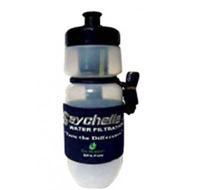 Seychelle 1-10303-PI-Seychelle 24oz Pull Top Filter Bottle, Advanced