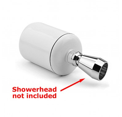 OmniFilter SF100 Shower-Soft Inline Shower Filter
