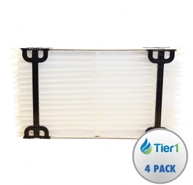 Air Purifier Replacement Filter 410 by Tier1 (4-Pack)