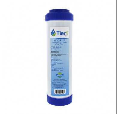 GAC-P117 Aqua-Pure Comparable Whole House Replacement Water Filter by Tier1