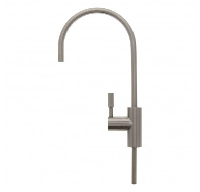 Brushed Nickel Ceramic Contemporary Faucet FCT-EC25-BN (888 Series)