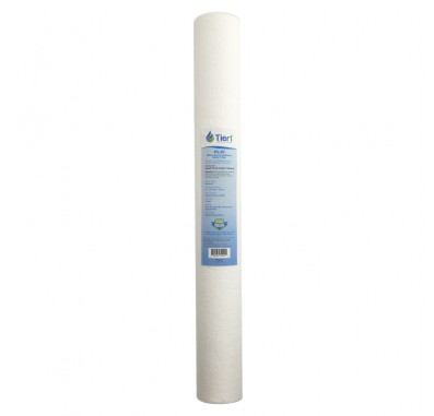 20 X 2.5 Polypropylene Replacement Filter by Tier1 (5 micron)