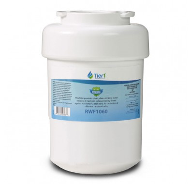 Tier1 GE MWF SmartWater Refrigerator Water Filter Replacement Comparable