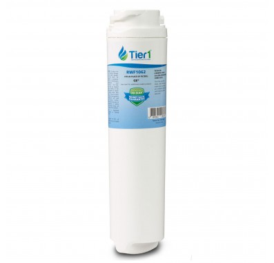 Tier1 GE MSWF SmartWater Refrigerator Water Filter Replacement Comparable