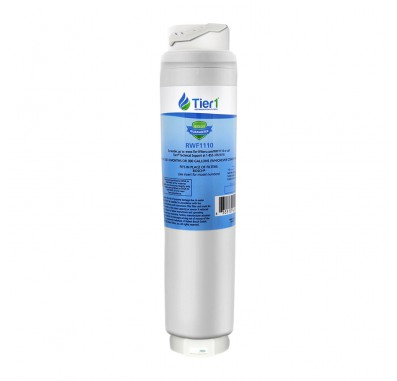Tier1 Bosch 644845 / UltraClarity REPLFLTR10 Refrigerator Water Filter Replacement Comparable