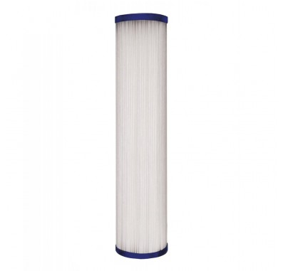 10 X 2.5 Pleated Polyester Replacement Filter by Tier1 (30 micron)