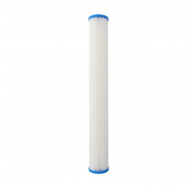Tier1 20 inch x 2.5 inch Sediment Water Filter (30 Micron)