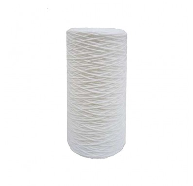 10-Inch x 4.5-Inch String-Wound Filter by Tier1