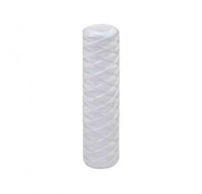 Tier1 20 inch x 4.5 inch Comparable String Wound Sediment Water Filter (30 Micron)