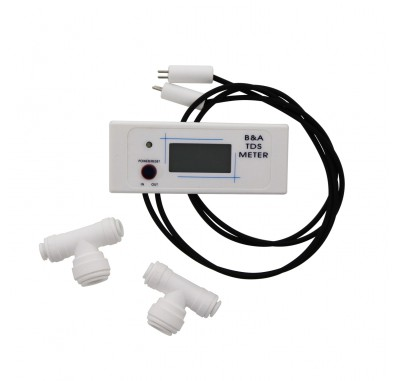 Tier1 BA-TDS-14 Inline TDS Monitor