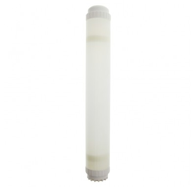 Tier1 2.5-Inch OD X 20-Inch L Clear Empty Filter Cartridges