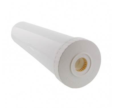 Tier1 4.5-Inch OD X 20-Inch L White Empty Filter Cartridges