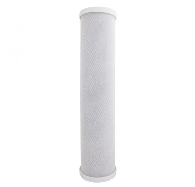 20 X 4.5 Carbon Block Replacement Filter by Tier1 (5 micron)
