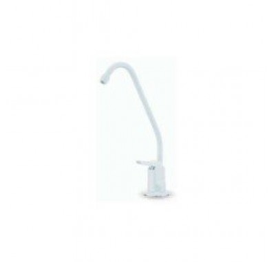 Long-Reach White Faucet FCT-LR-103W (103 Series)