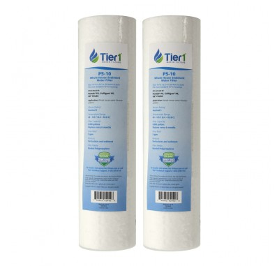 10 X 2.5 Sediment Replacement Filter by Tier1 (2-Pack)