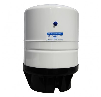 RO-1070-W14 - White 14 Gallon Reverse Osmosis System Bladder Tank