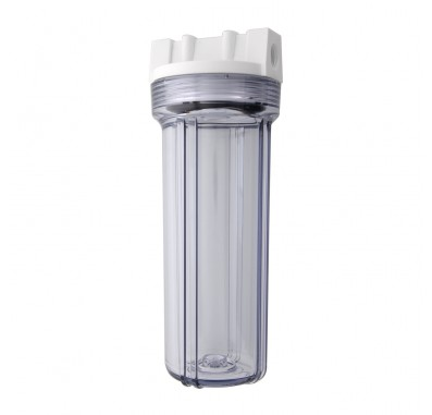 Watts FH4200CW12 Flowmatic Clear Filter Housing