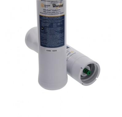 Whirlpool WHEEDF UltraEase Replacement Filter Pack
