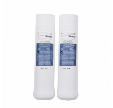 Whirlpool WHEERF Replacement Water Filter Pack for WHER25 RO