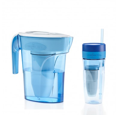 ZB-626 ZeroWater Filtered Water Pitcher & Tumbler
