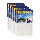 20x25x1 3M Filtrete Ultimate Allergen Filter (6-Pack)
