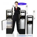 Crystal Quest Premium Turbo Ultrafiltration Floor Water Cooler