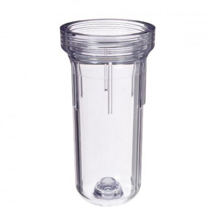 # 10 Standard Clear Sump for 10-inch Water Filters