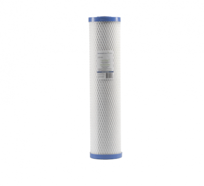C2-02 20-inch x 4.5-inch Whole House Coconut Shell Carbo Filter by Advanced Water Products