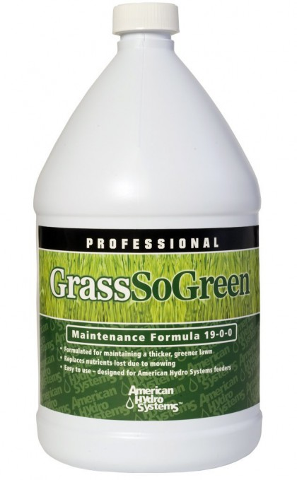 American Hydro Systems 2655 GrassSoGreen Fertilizer
