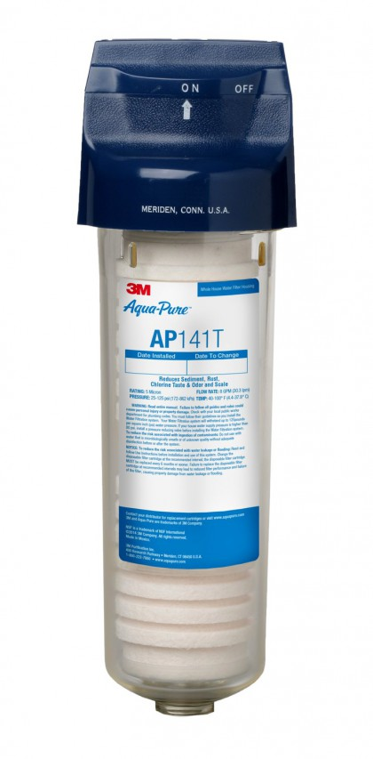 3M Aqua-Pure AP141T Whole House Filtration System