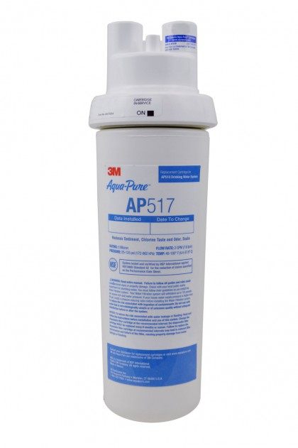 3M Aqua-Pure AP510 Under Sink Water Filter System