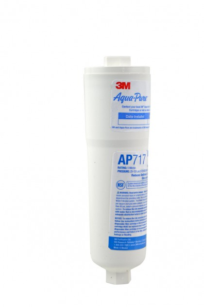 3M Aqua-Pure AP717 Ice Maker Water Filter