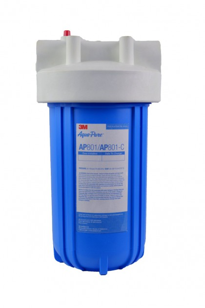 3M Aqua-Pure AP801 Whole House Filtration System