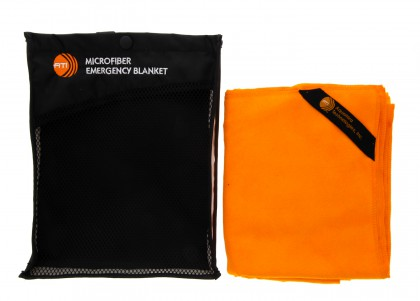 Aquamira 67802 Emergency Blanket - Emergency Orange