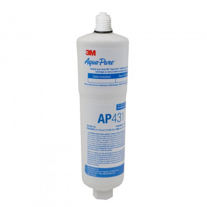 3M Aqua-Pure AP431 Hot Water Replacement Water Filter Cartridge