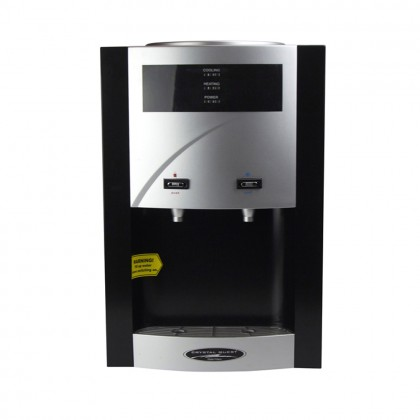 Crystal Quest CQE-WC-00908 Turbo Countertop Water Cooler
